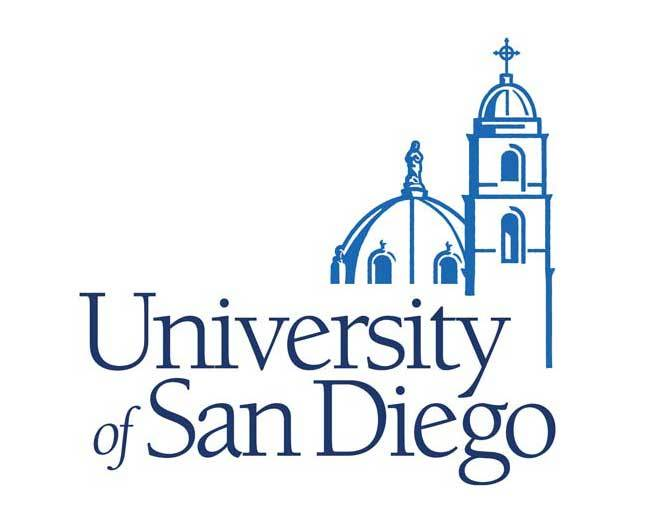 university of san diego logo in color