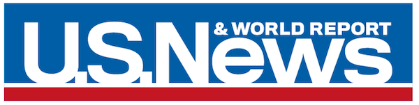 the US news and world report logo